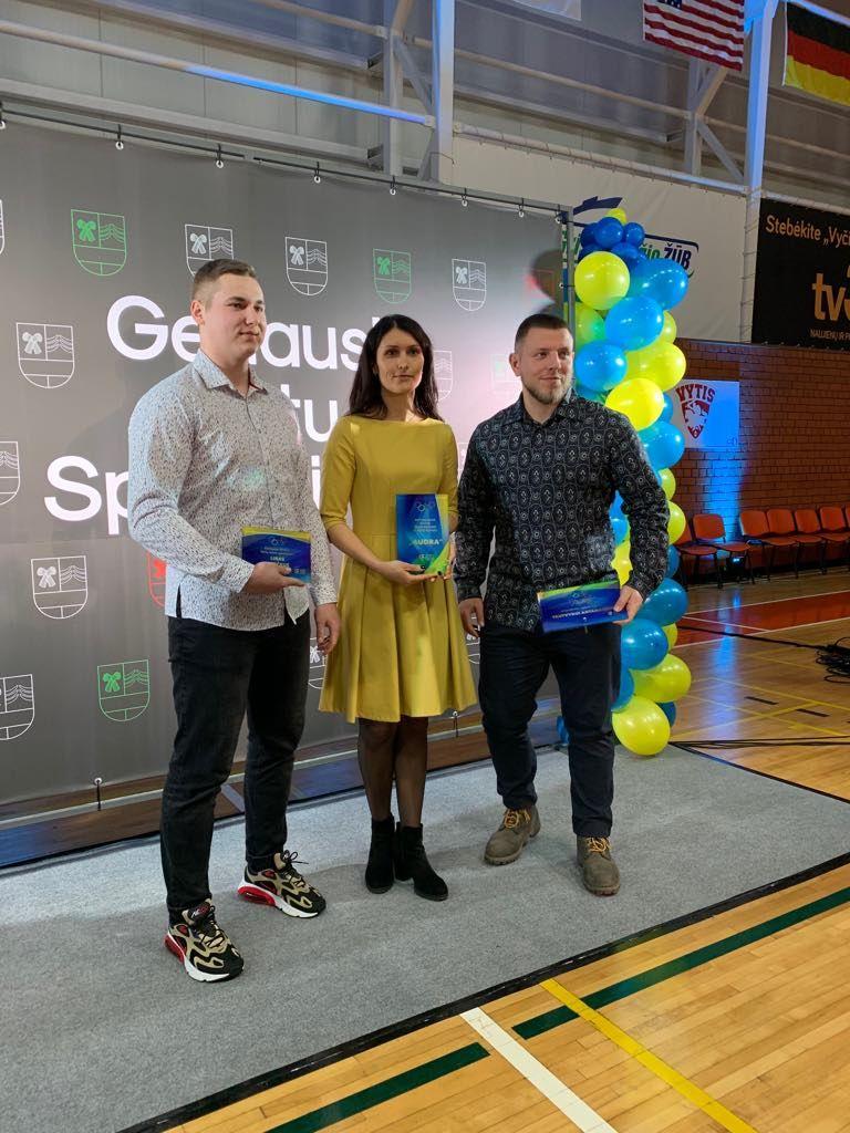 2019 m. Šakių rajono geriausių sportininkų apdovanojimai