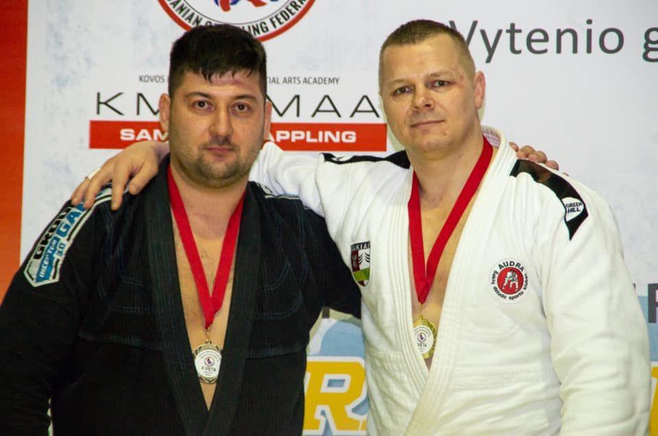 Lietuvos atvirosios grappling Gi/NoGi taurės pirmenybės