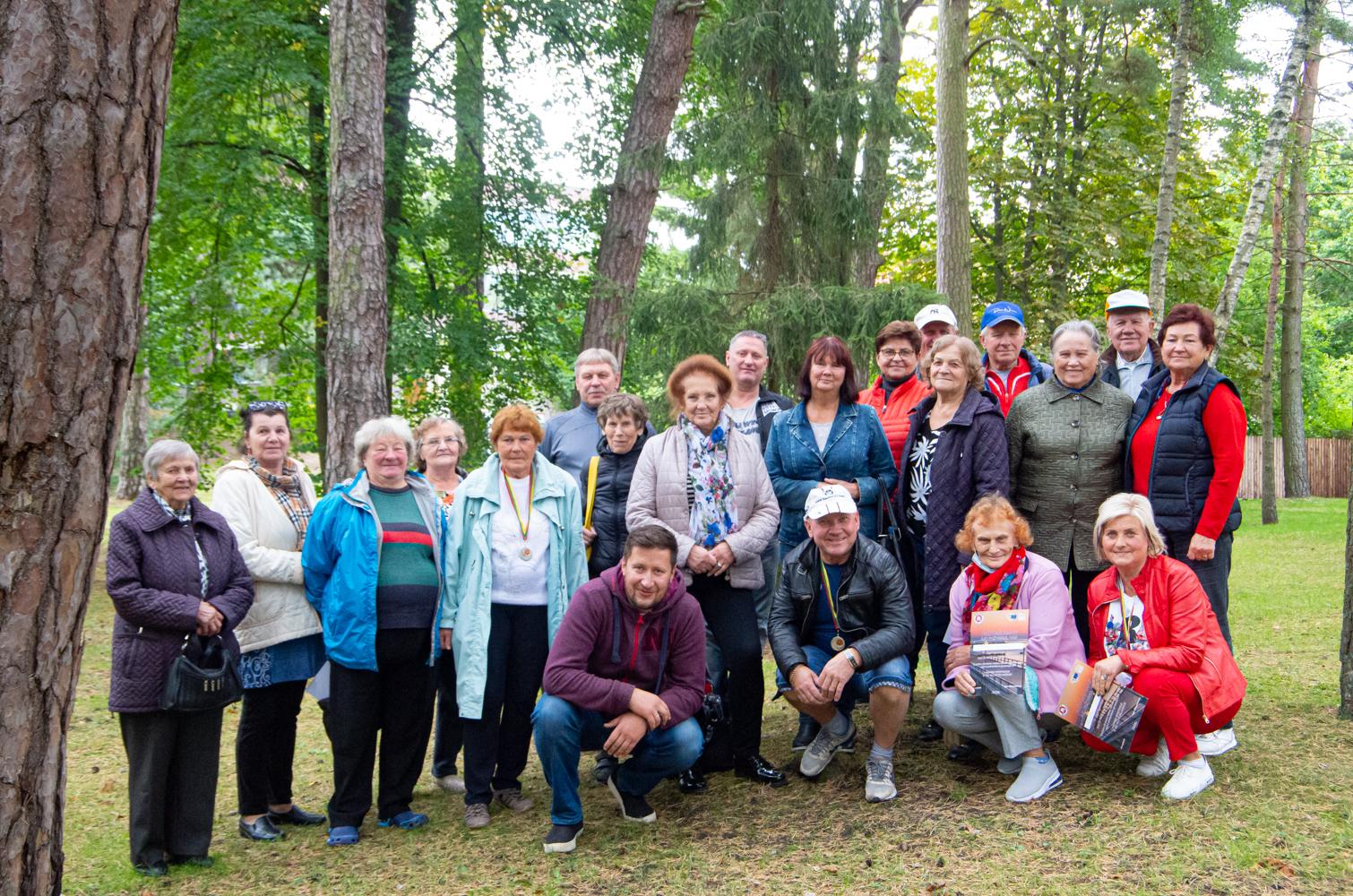 Stovykla senyvo amžiaus žmonėms ir neįgaliesiems Palangoje (2)