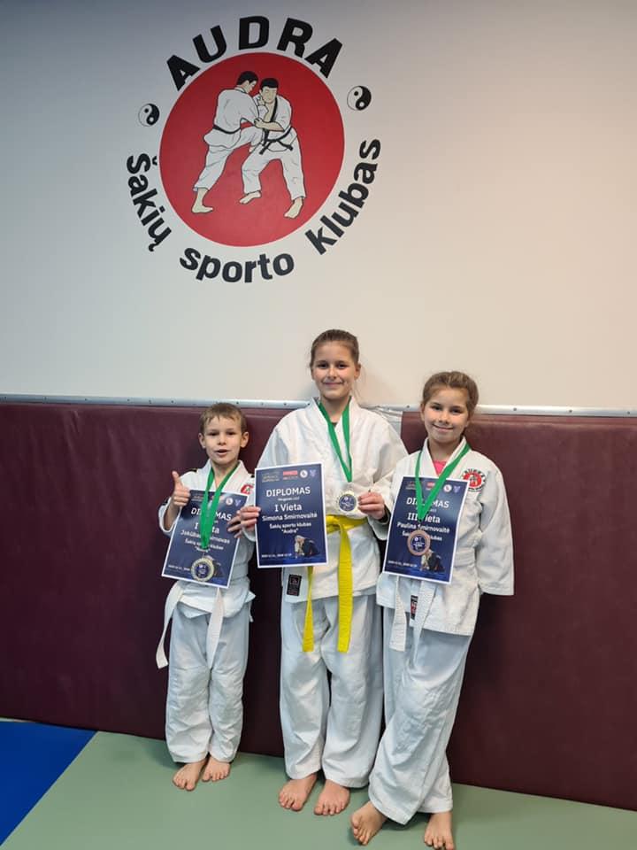 Lietuvos Grappling Gi technikos demonstravimo čempionatas