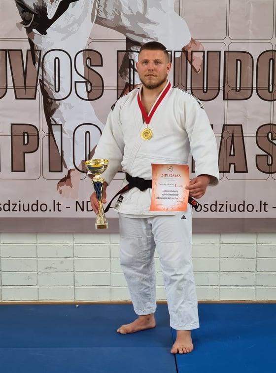 Pergalė Lietuvos studentų dziudo čempionate